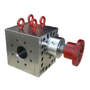单轴驱动泵